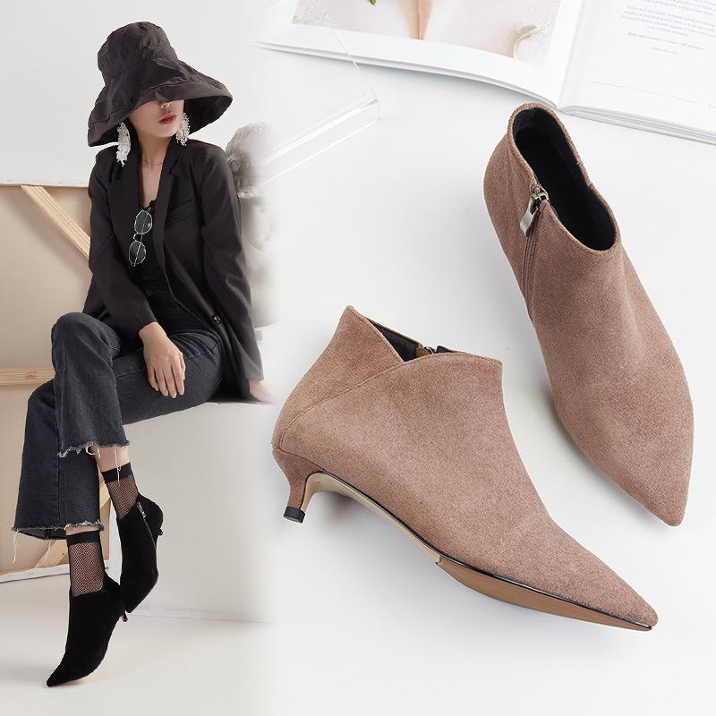 Fashion Pointed stilettos Boots