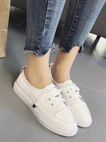 Casual Low Top Sneaker Shoes