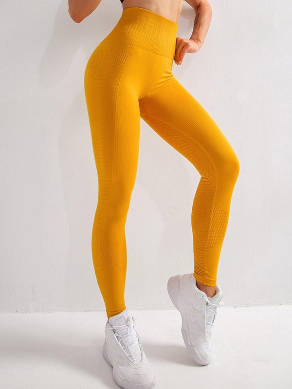 Sexy Peach Hips Quick Dry Yoga Leggings