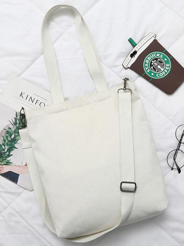 Pocket Canvas Bags