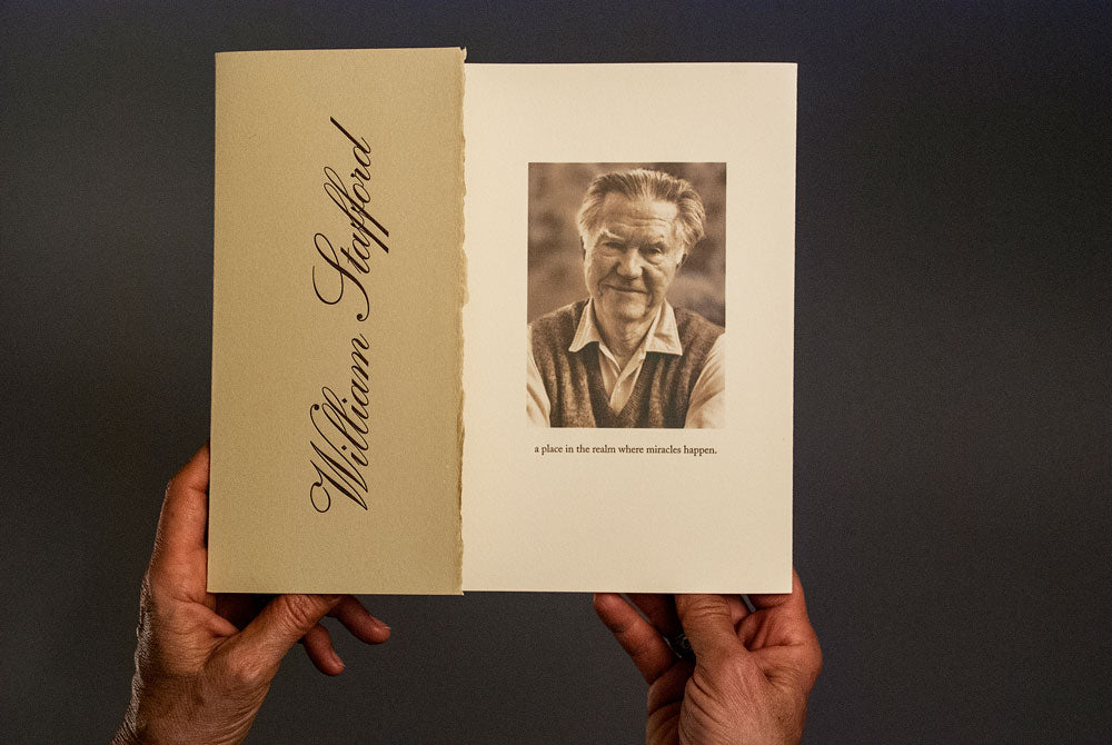 23 Sandy Celebrates William Stafford Centennial