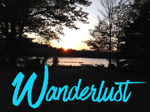 3-Month Reminder! Wanderlust Call for Entries