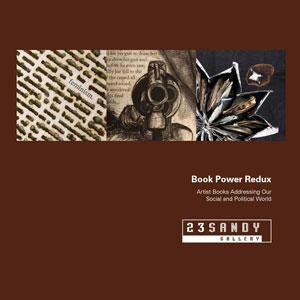 Now Showing at 23 Sandy: Book Power Redux