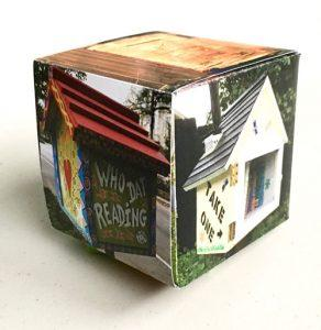 23 Sandy Thank You Book #2 - Little Free Libraries