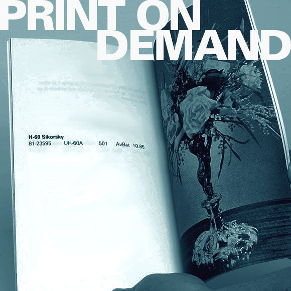Print on Demand Week Continues
