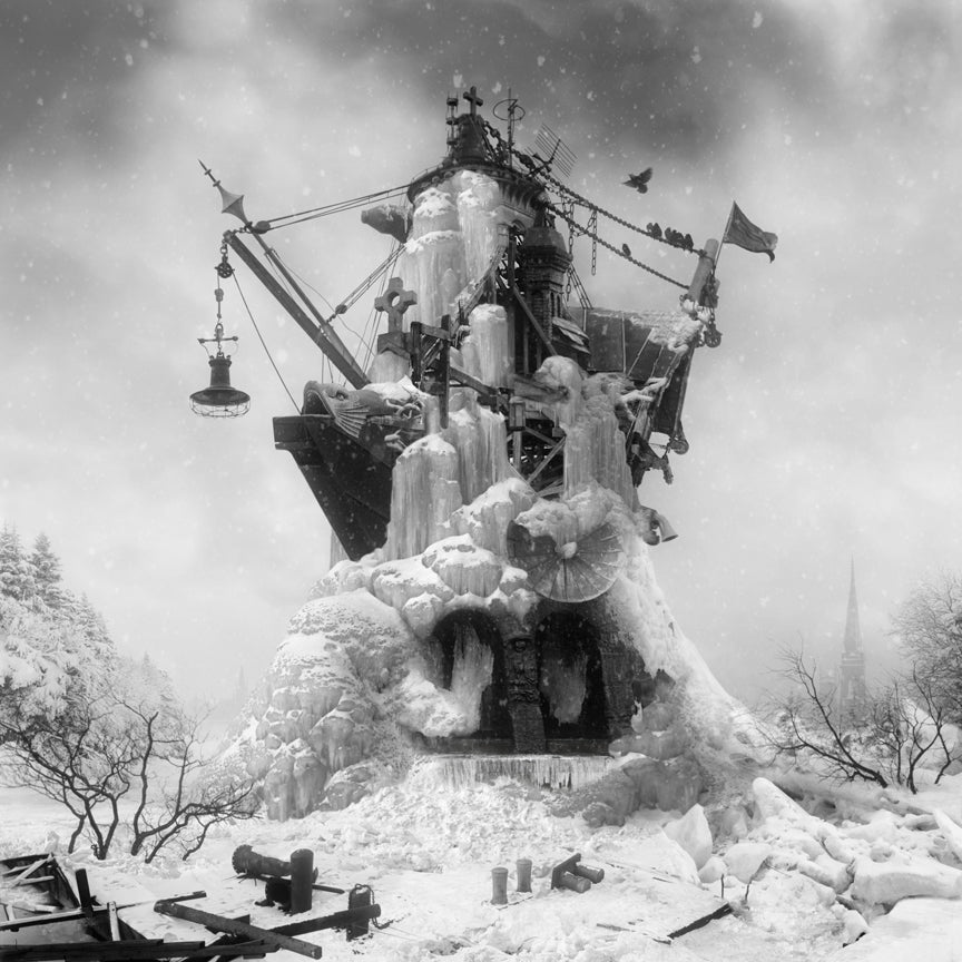 Fantastical New Work by Jim Kazanjian