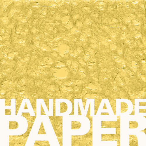 New Curated Collection: Handmade Paper