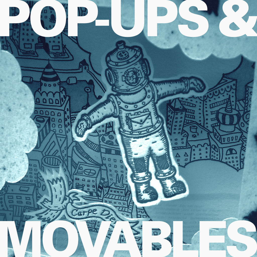 Pop-Ups & Movable Books