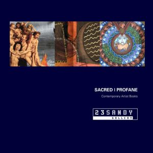 SACRED   PROFANE is accompanied by a full color print catalog. Click the image above to order your copy today.