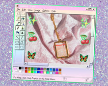 Load image into Gallery viewer, Glitter Bahg Pendant