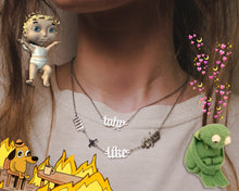 Load image into Gallery viewer, Why Am I Like This Necklace
