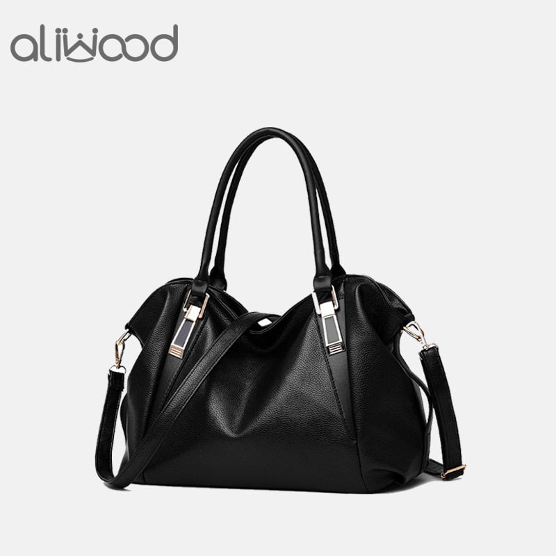 AWomen bag Designer Leather handbags Totes transflex   ible