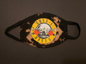 Guns n Roses Face Mask