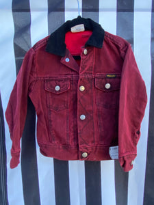Vintage Denim Jacket-Kids