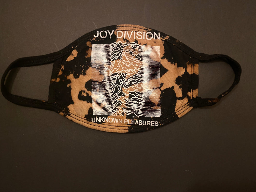 Joy Division Face Mask