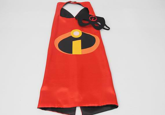 UNBELIEVABLE SUPER HERO CAPE KIDS