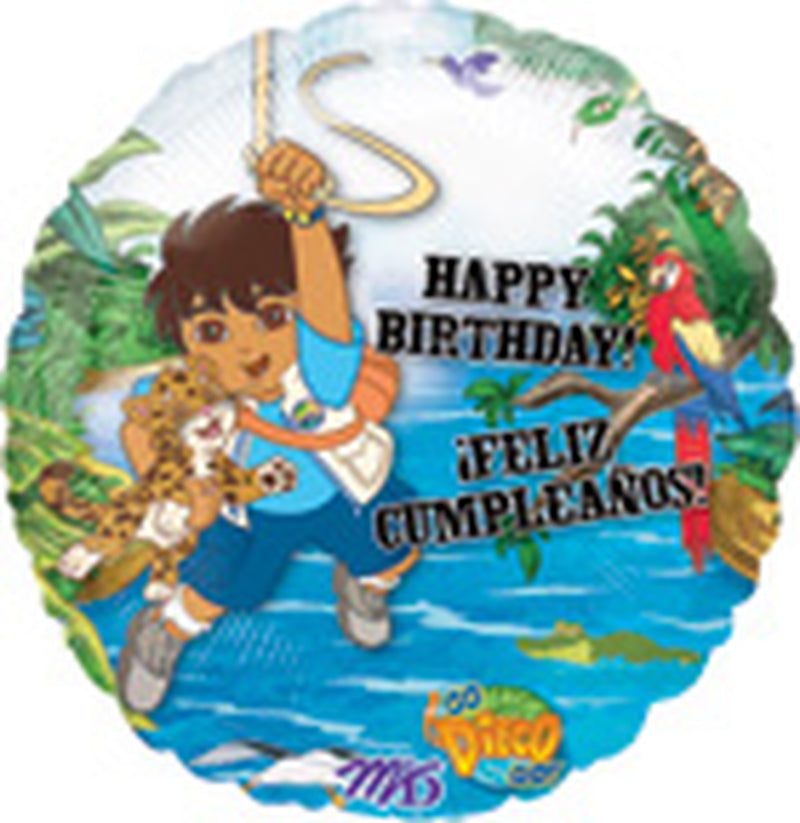 DIEGO BALLOON