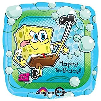 SPONGEBOB SQUARE BALLOON