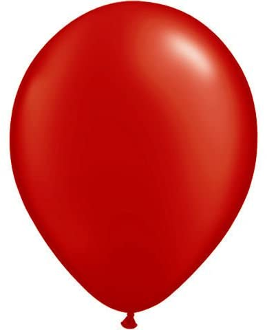 LATEX BALLOON-RED