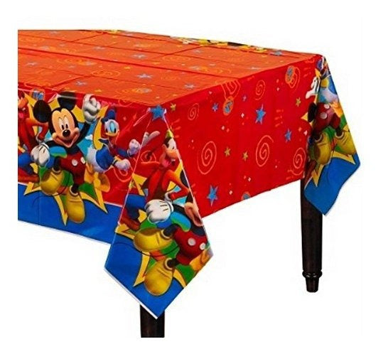 MICKEY TABLECOVER