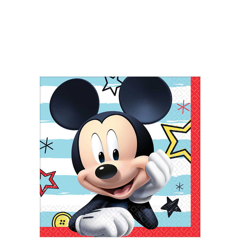 MICKEY ON THE GO NAPKIN