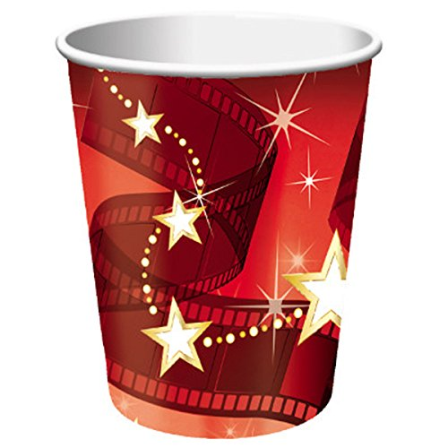 HOLLYWOOD LIGHTS STYRO CUPS