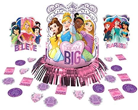 TBL DEC KIT PRINCESS DREAM BIG