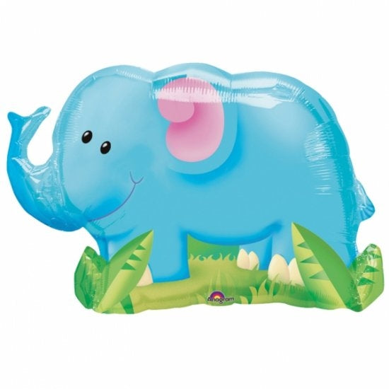 ELEPHANT LARGE SHAPE BALLOONS