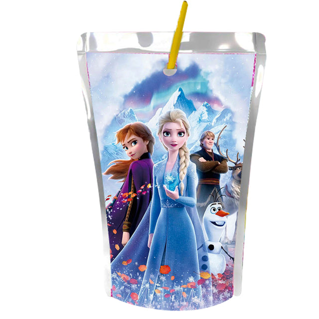 Frozen Juice Label