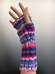 Handwarmers - Handwarmer: Sweet Cable Mitts