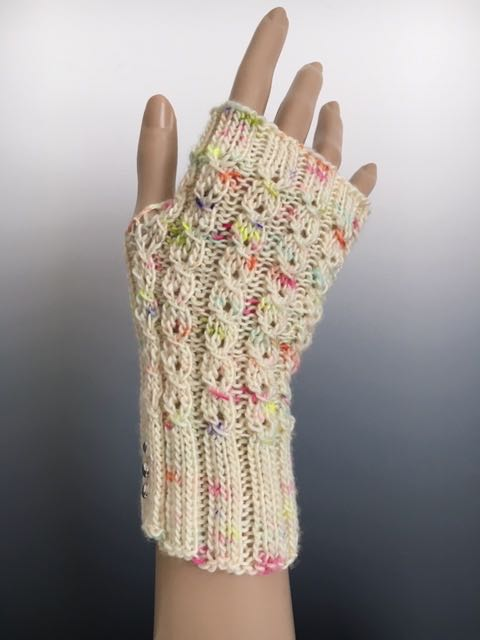 Handwarmers - Handwarmer: Twisty Mitts