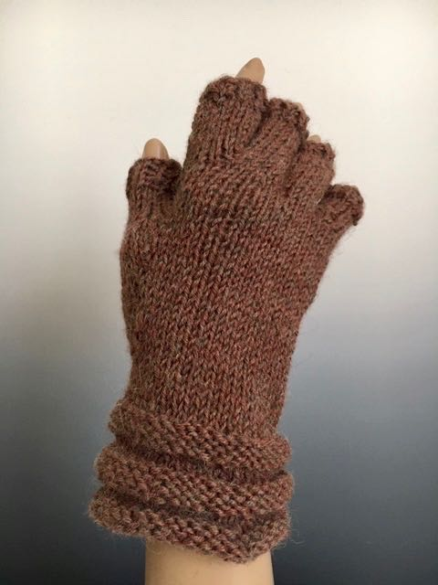 Handwarmers - Handwarmer: Short Fingered Gloves