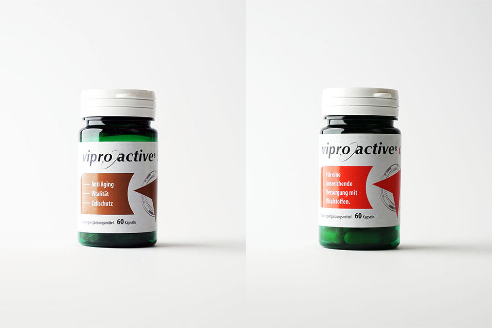 Viproactive 50+ and Viproactive Complex