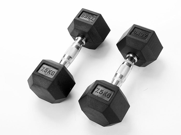 Hexagon Dumbbell - Dumbbell | Gym51