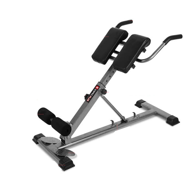 Hyperextension Adjustable Abs Builder Machine - Multi-Functional Gym | Gym51