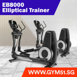 Brightway EB8000 Elliptical Trainer - Bike | Gym51
