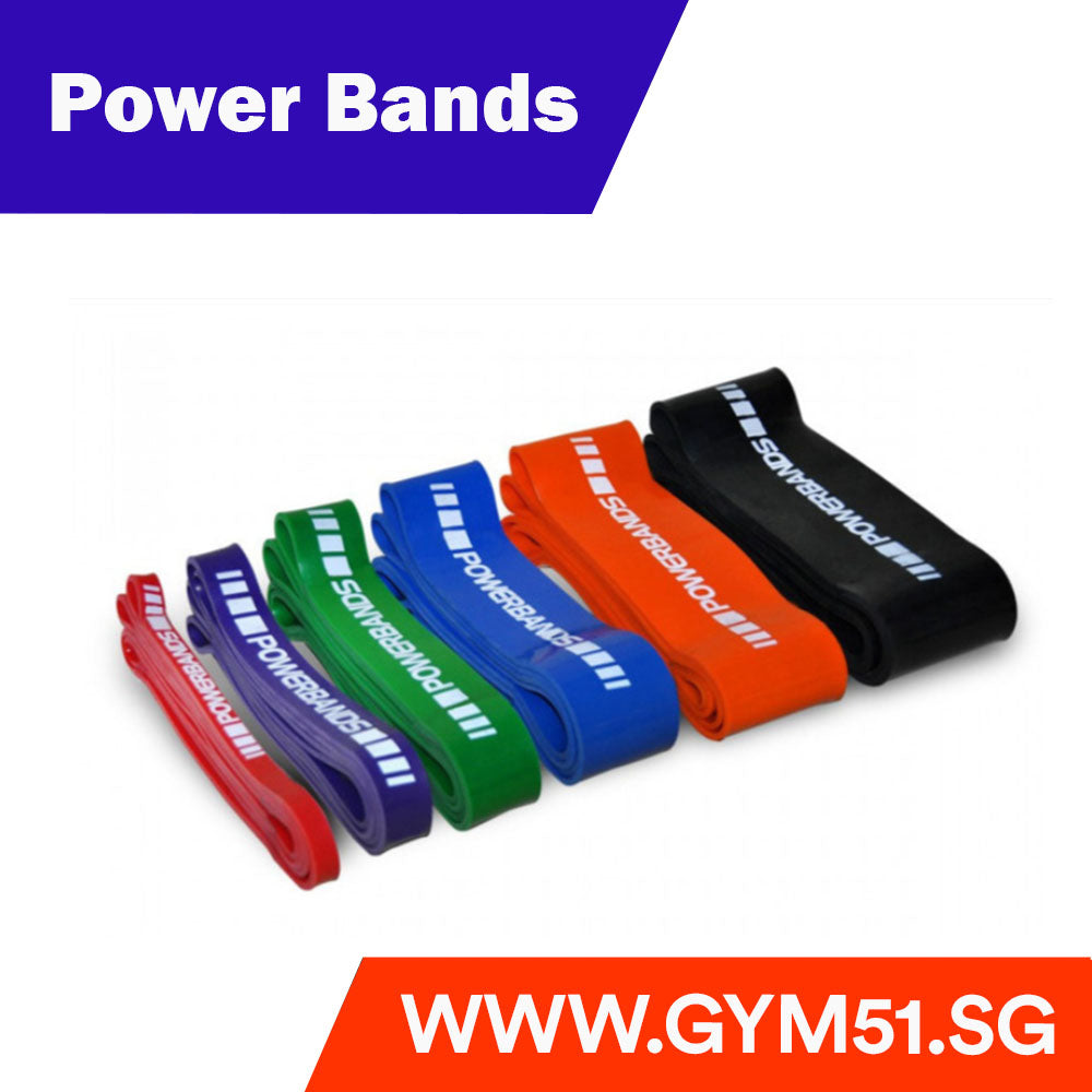 Power Bands - Fitness Equipment | Gym51