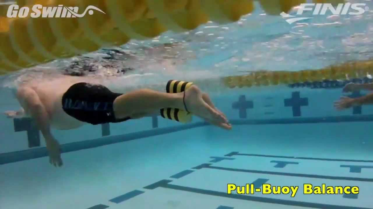 EVA Foam Pull Buoy Swimming Assistance - Swimming Equipment | Gym51
