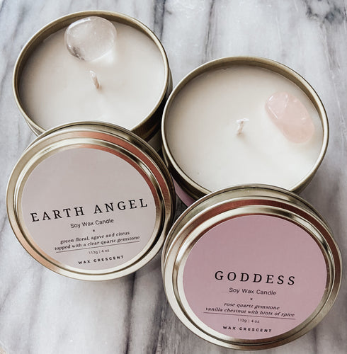 Intention Candle Duo
