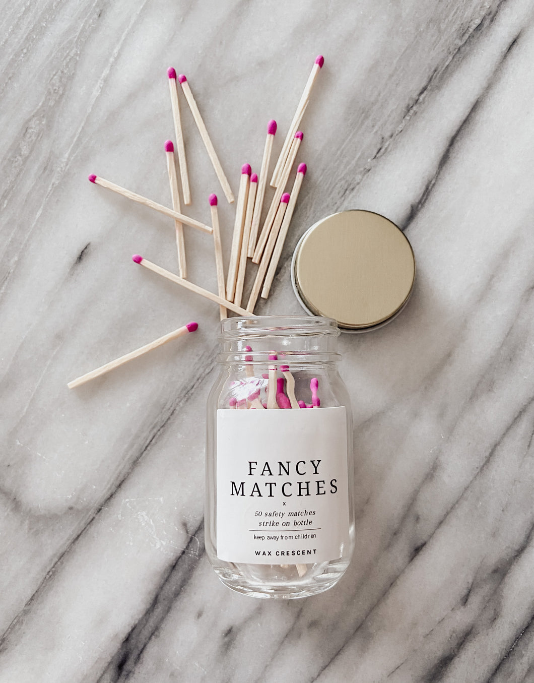 Pink Fancy Matches