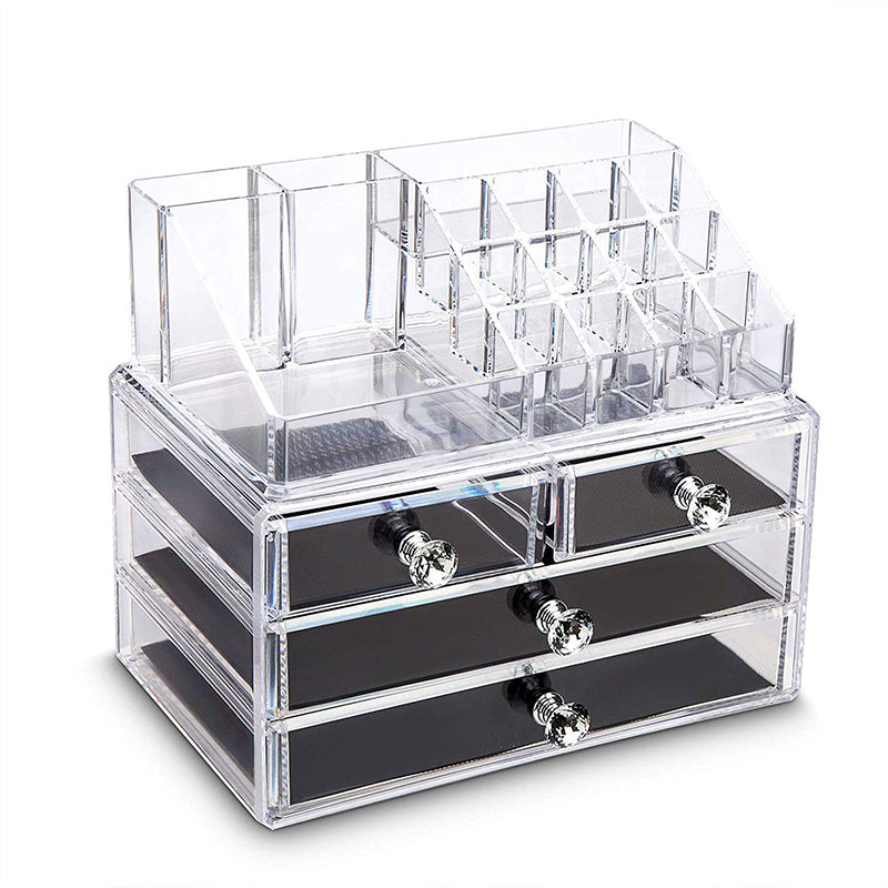 Make Up Organiser and Cosmetic Storage Box