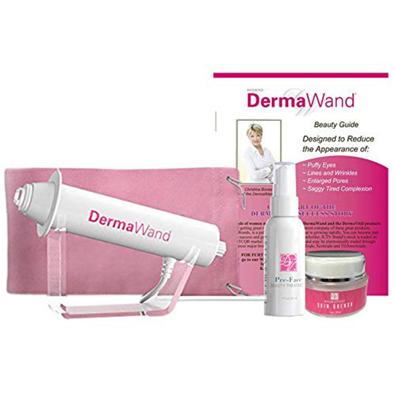 Derma Wand Skin Care Kit