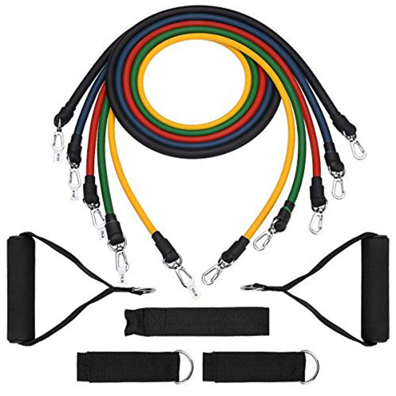 5 in 1 Combo - Power Resistance Bands Set