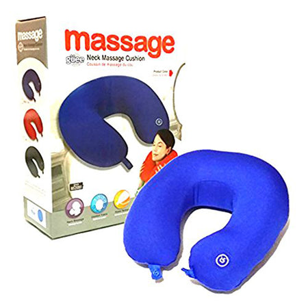 Neck Massage U-Shaped Pillow With Music