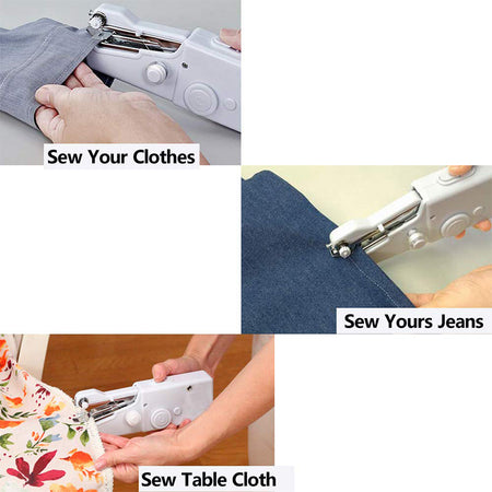 Handheld Sewing Machine for Beginners