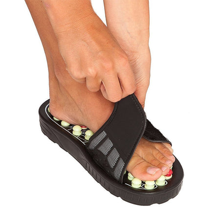 Acupressure Magnetic Massage Slippers
