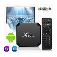 Android Smart Tv Box X96 Mini Quad Core 2g+16g