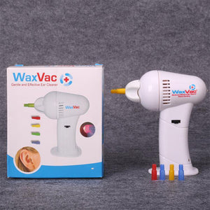 WaxWav Ear Cleaning Machine