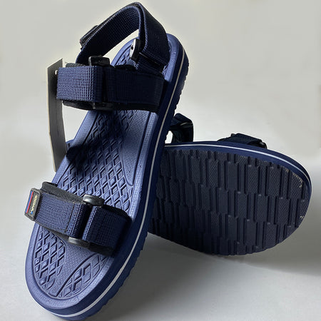 Mens Casual Outdoor Blue Sandals