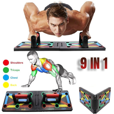 Push Up Support Mat